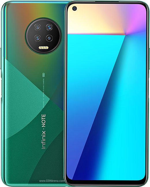 Infinix Note 7 pictures, official photos