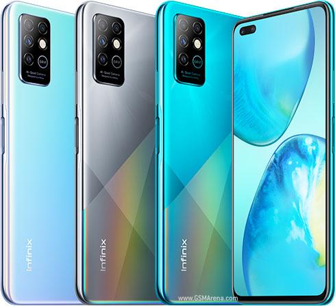 Smartphone Infinix Note 8 diluncurkan pada 15 Oktober 2020