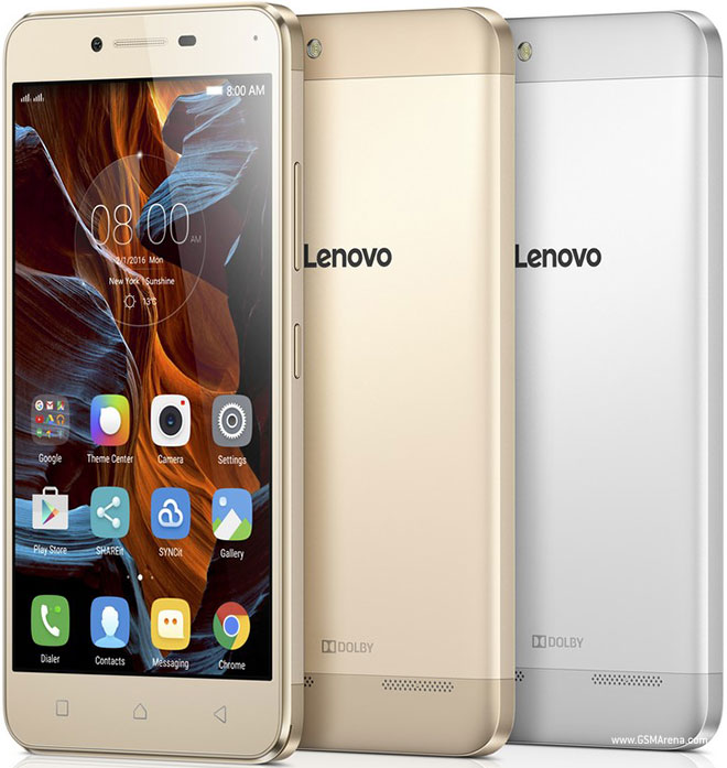 Lenovo Vibe K5 pictures, official photos