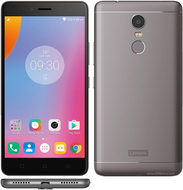 Lenovo K6 Note pictures, official photos