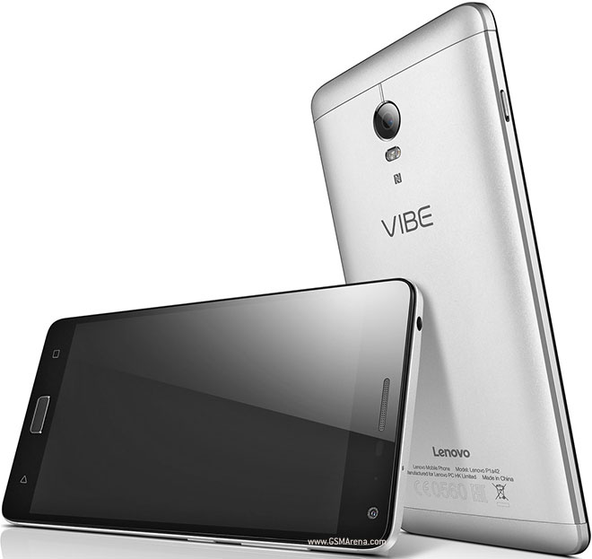Lenovo Vibe P1 pictures, official photos