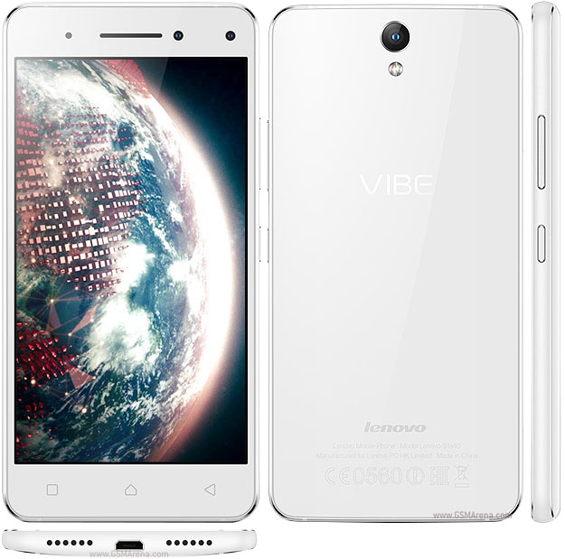 Lenovo Vibe S1 pictures, official photos