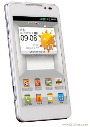 LG Optimus 3D Cube SU870