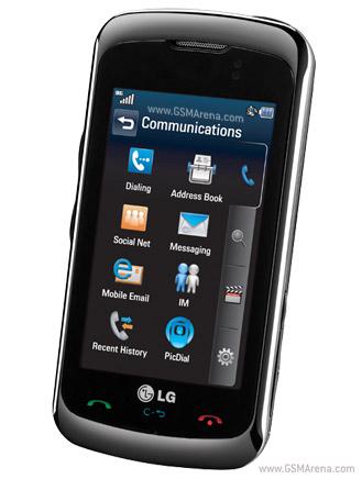 LG GT550 Encore