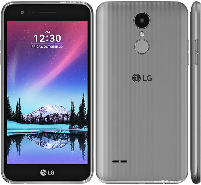 LG K4 (2017) pictures, official photos