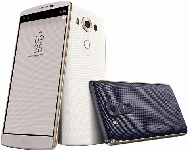 LG V10 pictures, official photos