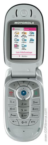 Motorola V535
