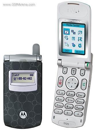 Motorola T725