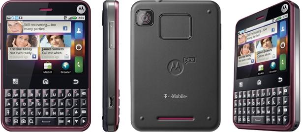 Motorola CHARM