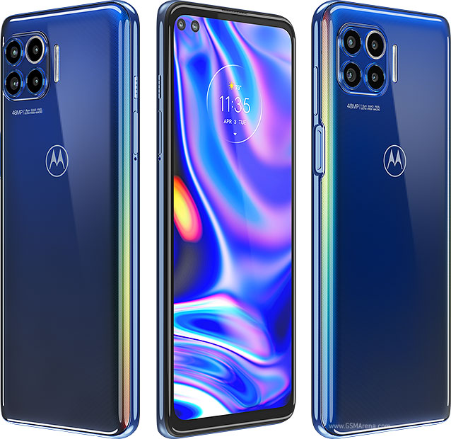 Motorola One 5G pictures, official photos
