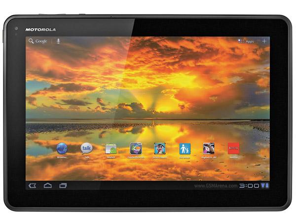 Motorola XOOM Media Edition MZ505