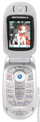 Motorola V303