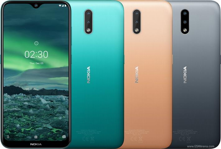 Nokia 2.3 pictures, official photos