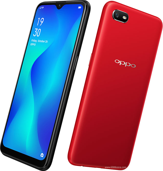OPPO A1K CPH1923 Firmware (Stock Flash File ROM)