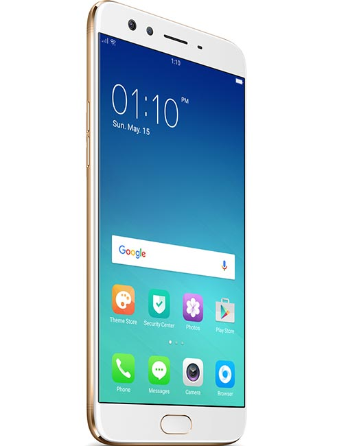 Oppo F3 Plus pictures, official photos
