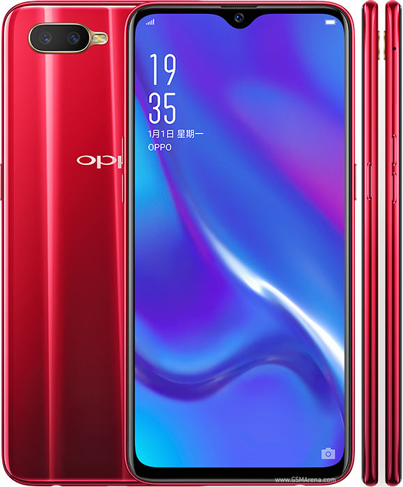 Oppo RX17 Neo pictures, official photos