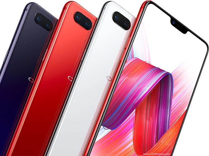 Oppo R15 pictures, official photos