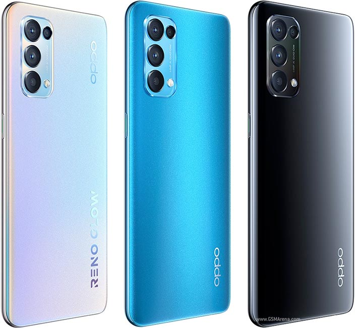 Oppo Reno5 5g Pictures Official Photos