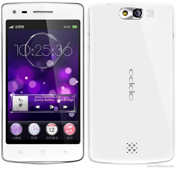 Oppo U701 Ulike pictures, official photos