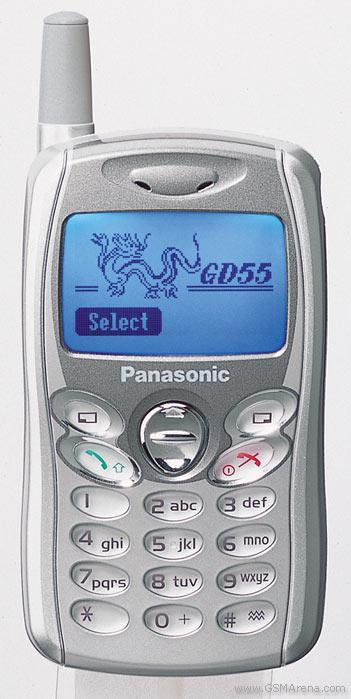 Panasonic GD55