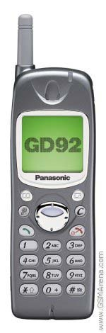 Panasonic GD92