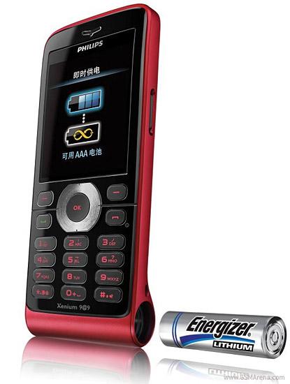 Philips Xenium X520