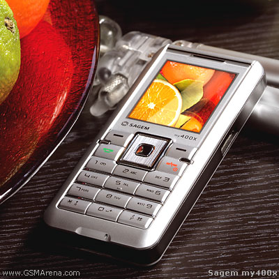 Sagem my400X