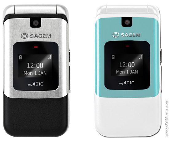 Sagem my401C