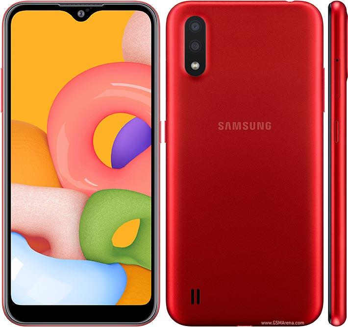 Samsung Galaxy A01 Pictures Official Photos