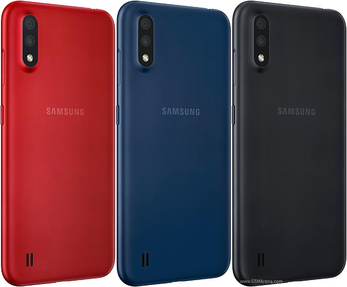 Samsung Galaxy A01 Pictures Official Photos
