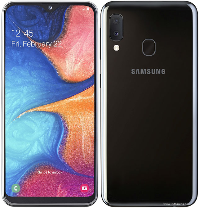 Samsung Galaxy A20e Pictures Official Photos