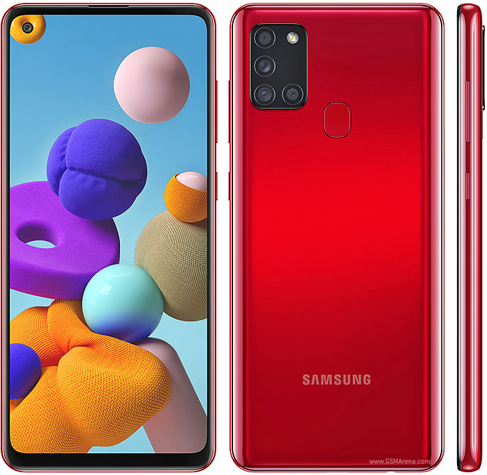 Samsung Galaxy A21s Pictures Official Photos