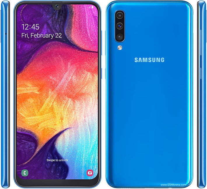 Samsung Galaxy A50 Pictures Official Photos