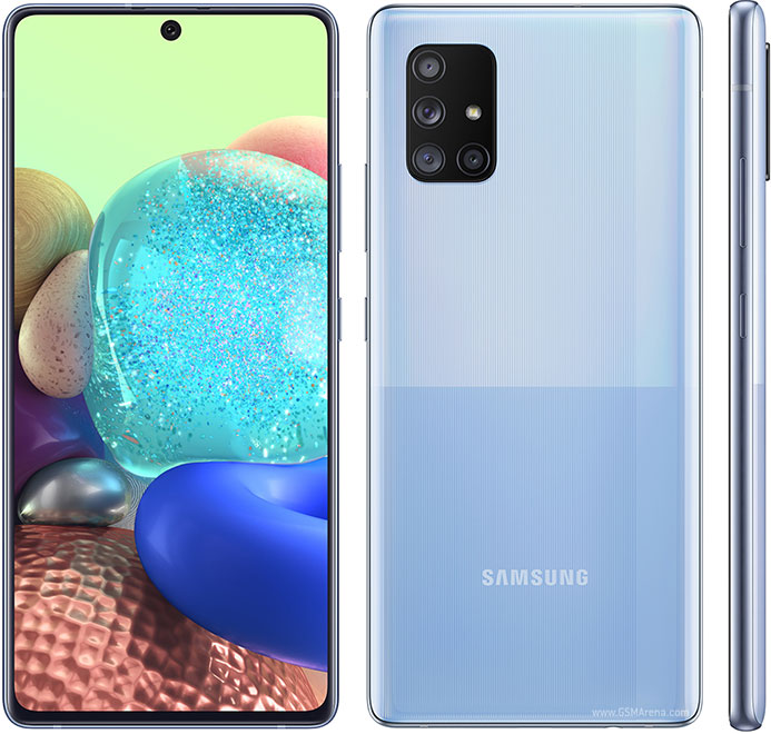 Samsung Galaxy A71 5g Pictures Official Photos