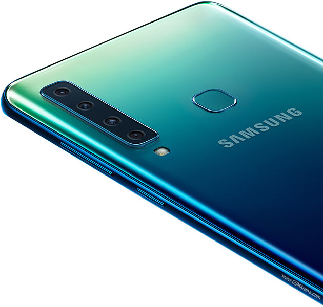 Samsung Galaxy A9 (2018) pictures, official photos