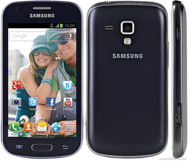 Samsung Galaxy Ace II X S7560M pictures, official photos