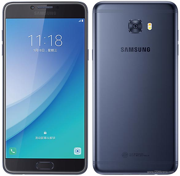 Samsung Galaxy C7 Pro pictures, official photos