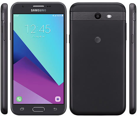 Samsung Galaxy J3 Emerge Pictures Official Photos