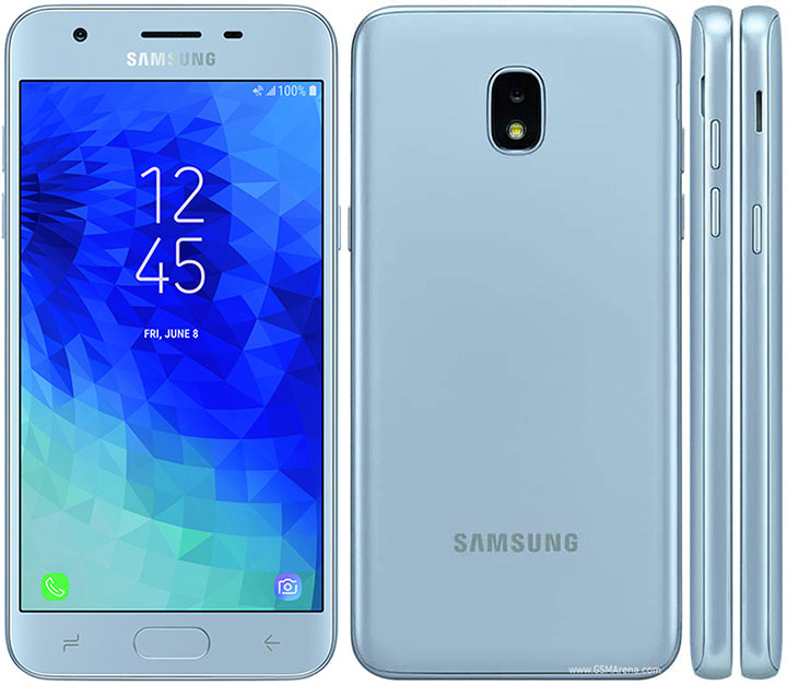 Samsung Galaxy J3 (2018) pictures, official photos