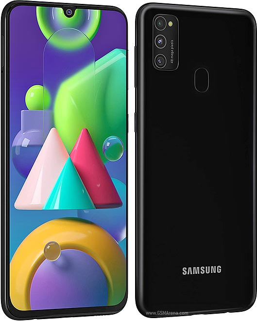 Samsung Galaxy M21 Pictures Official Photos
