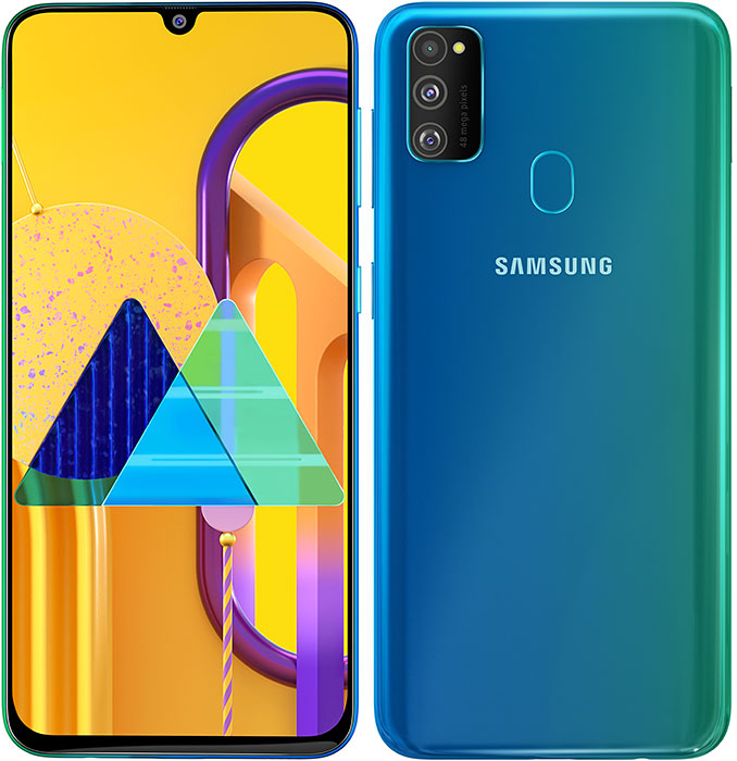 Samsung Galaxy M30s Pictures Official Photos