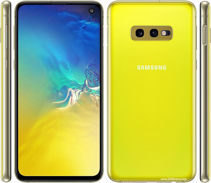 Samsung Galaxy S10e Pictures Official Photos