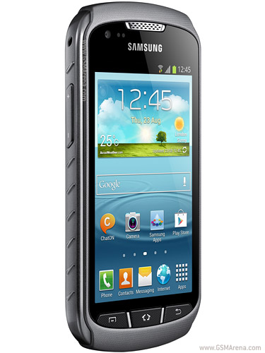 brand new ecef8 e7c19 Samsung S7710 Galaxy Xcover 2 pictures, official photos