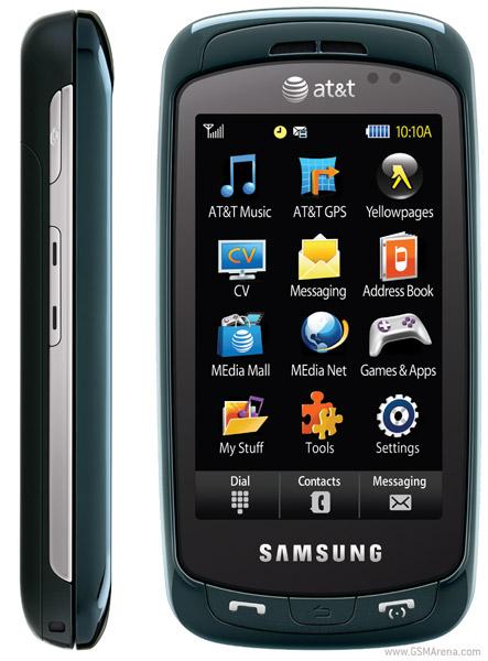 Samsung A877 Impression