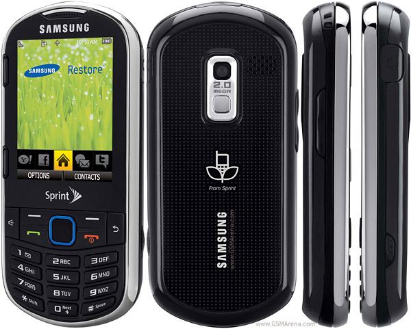 Samsung M570 Restore