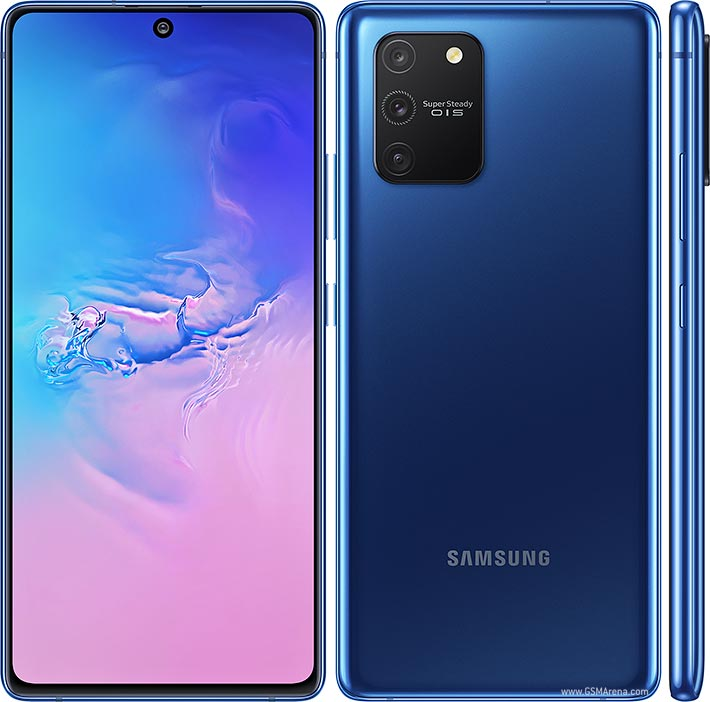 Samsung Galaxy S10 Lite pictures, official photos