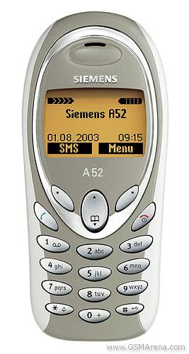 Siemens A52