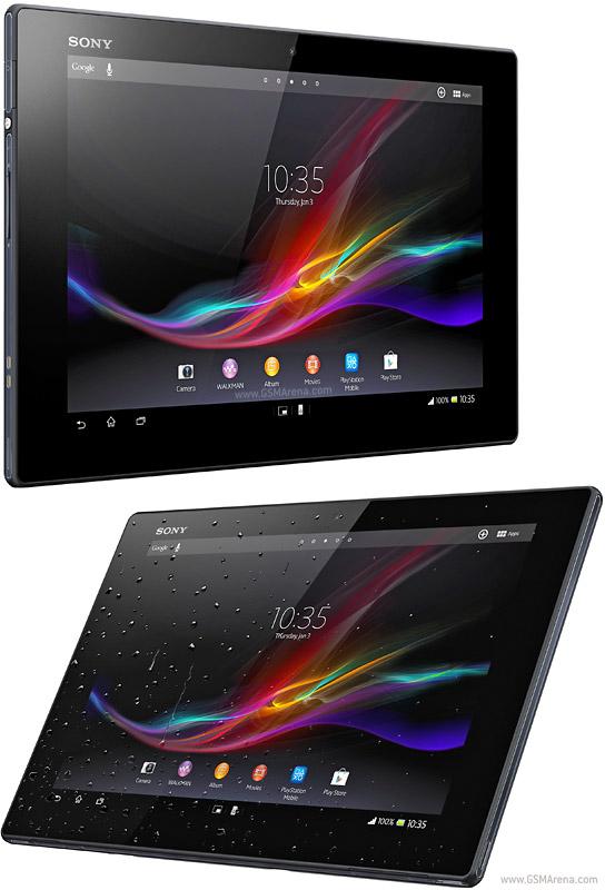 Sony Xperia Tablet Z Wi-Fi