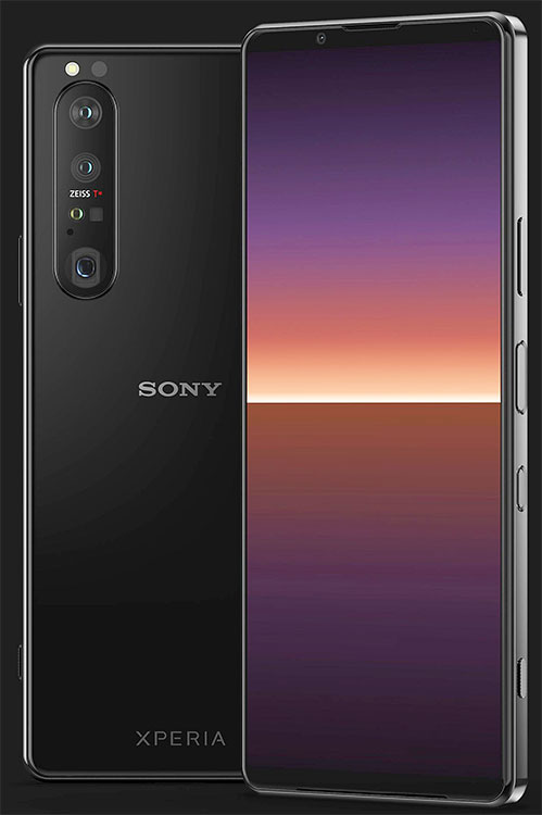 Sony Xperia 1 III pictures, official photos