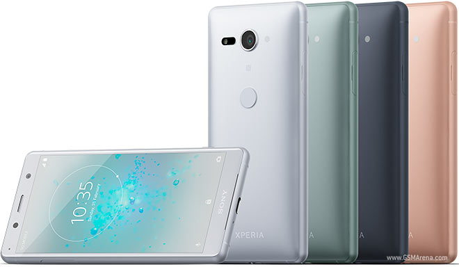 Sony Xperia XZ2 Compact pictures, official photos